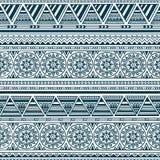 Geometryczny pochodzenie etniczne Obrazy Royalty Free