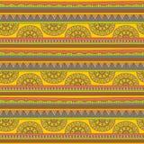 Geometryczny pochodzenie etniczne Fotografia Royalty Free