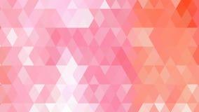 Geometryczny projekt, mozaika, abstrakcjonistyczna tło mozaika ilustracja wektor