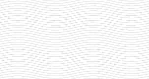 Geometryczny siwieje fala bezszwowego wz?r Lekka kolekcja Abstrakta t?a falowy textured projekt Wektorowa ilustracja dla ilustracji