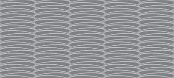 Geometryczny szary tło z Śrubowatym wzorem royalty ilustracja