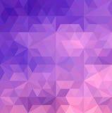geometryczny tło Fotografia Stock