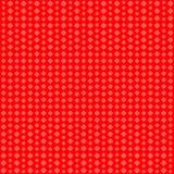 geometryczny tło Place Czerwoni różni kształty wektor Fotografia Royalty Free