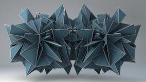 geometryczny tło Obrazy Royalty Free