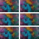 geometryczny tło Obraz Royalty Free