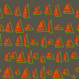 Geometryczny tło w multicolors Multicolor tekstura Zdjęcia Royalty Free