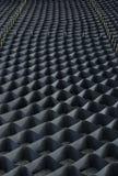 Geometryczny tekstury grille Zdjęcie Stock