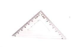 geometryczny trójbok Zdjęcia Royalty Free