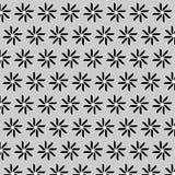 Geometryczny wektoru wzór z szarym tłem zdjęcia royalty free