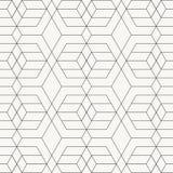 Geometryczny wektoru wz?r, wielostrza?owy liniowy tr?jbok, kwadratowy diamentowy kszta?t, strza?kowaty kszta?t, rhombus i guzki,  zdjęcia royalty free