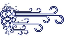 geometryczny wzór Fotografia Royalty Free