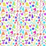 geometryczny wzór Obraz Stock