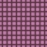 Geometryczny wzór w powtórce Tkanina druk Bezszwowy tło, mozaika ornament, etniczny styl Fotografia Stock