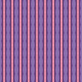 Geometryczny wzór w powtórce Tkanina druk Bezszwowy tło, mozaika ornament, etniczny styl Zdjęcie Stock