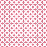 Geometryczny wzór w powtórce Tkanina druk Bezszwowy tło, mozaika ornament, etniczny styl Zdjęcie Royalty Free