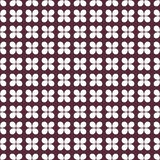 Geometryczny wzór w powtórce Tkanina druk Bezszwowy tło, mozaika ornament, etniczny styl Zdjęcia Royalty Free