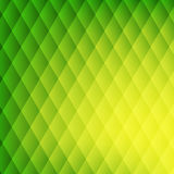 Geometryczny zielony abstrakt background_01 Zdjęcia Royalty Free