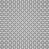 Geometrycznych okregów bezszwowy wzór royalty ilustracja
