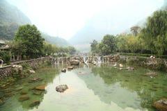 Geopark nacional Imagem de Stock