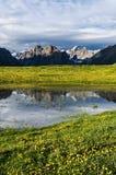 Geopark Nianbaoyuzhe национальное на утре Стоковое Изображение