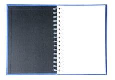 Geopend notitieboekje. Royalty-vrije Stock Afbeeldingen