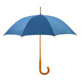 Geopende paraplu royalty-vrije stock afbeelding