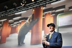 Georg Friedrich, zwycięzca Srebny niedźwiedź Obrazy Stock