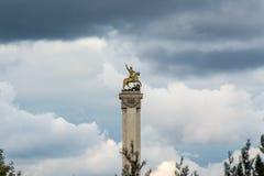 George ο νίκη-φορέας στη Σεβαστούπολη Στοκ Φωτογραφία