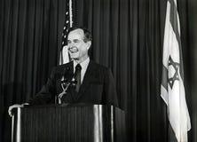 George Χ W Μπους στοκ φωτογραφίες με δικαίωμα ελεύθερης χρήσης