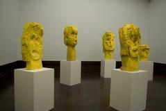 George Baselitz's art Royalty Free Stock Image