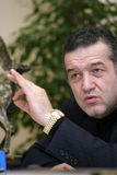 George Becali Stock Photography