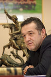 George Becali Stock Photo