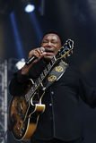 GEORGE BENSON Obrazy Royalty Free