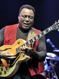 George Benson in Italien, Mailand, am 11. Juli 2014 Stockfoto