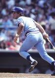 George Brett. Former Kansas City Royals 3B George Brett. (Scanned from Slide Royalty Free Stock Photography