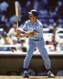 George Brett. Kansas City Royals 3B George Brett.  (Image taken from color slide Stock Images