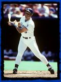 George Brett, Kansas City Royals Stock Photo