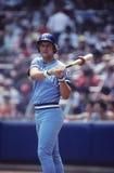 George Brett, Kansas City Royals. Kansas City Royals legend George Brett, #5. (Image from color slide Royalty Free Stock Image