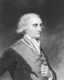 George Brydges Rodney, 1st Baron Rodney Royalty Free Stock Photography