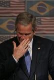 George Bush Lizenzfreie Stockbilder