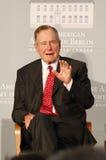 George Bush sen. Royalty-vrije Stock Afbeeldingen