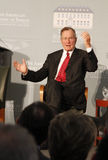 George Bush sen. Stock Photography
