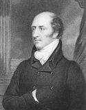 George Canning Stock Photo