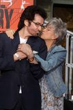 George Chakiris, Rita Moreno. George Chakiris with Rita Moreno  at the West Side Story Cast Hand and Footprint Ceremony, Chinese Theater, Hollywood, CA 11-15-11 Stock Image