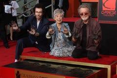 George Chakiris, Rita Moreno, Russ Tamblyn Royalty Free Stock Image