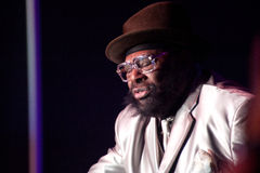 George Clinton Royalty Free Stock Images