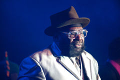 George Clinton Stock Photo