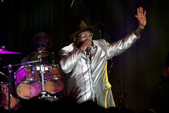 George Clinton Stock Photos