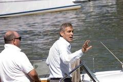 George Clooney Lizenzfreies Stockfoto