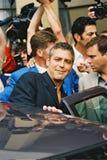 George Clooney fotografía de archivo